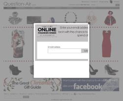 Question Air Discount Code 2018