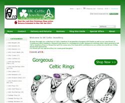 UK Celtic Jewellery Discount Code 2018