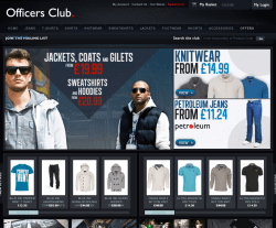 Officers Club Discount Code 2018