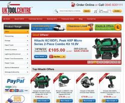 UK Tool Centre Discount Code 2018