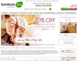 Furniture 123 Discount Code 2018