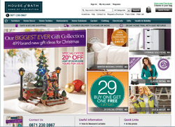 House of Bath Discount Code 2018