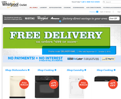 Whirlpool Outlet Promo Codes 2018