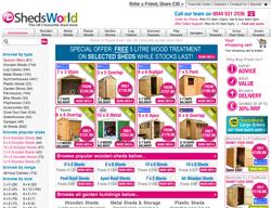 ShedsWorld Discount Code 2018