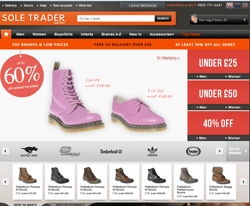Sole Trader Outlet Discount Code 2018