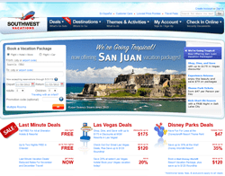 Southwest Airlines Vacations Promo Code 2018