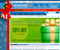 Silver Rush Style Coupon 2018