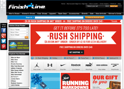 Finish Line Promo Codes & Coupons 2018