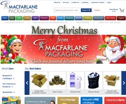 Macfarlane Packaging Promo Code 2018