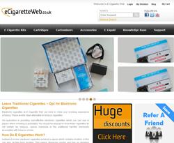 Ecigarette Web Discount Code 2018