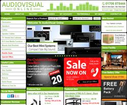 Audio Visual Online Discount Code 2018