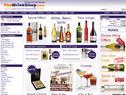 The Drink Shop Coupon 2018