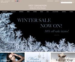 Hot Diamonds Discount Code 2018