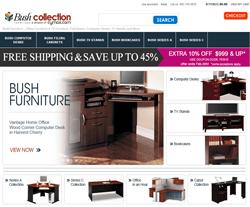 Bush Furniture Collection Promo Code 2018
