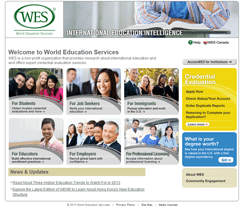 World Education Services Promo Codes 2018