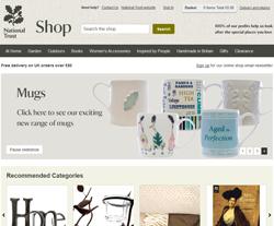 National Trust Online Shop Discount Code 2018