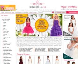 Girls Dress Line Promo Codes 2018