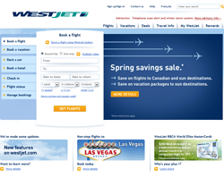 WestJet Coupons 2018