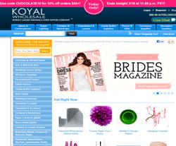 Koyal Wholesale Promo Codes 2018