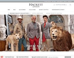 Hackett Discount Code 2018
