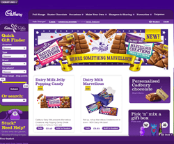 Cadbury Gifts Direct Discount Code 2018