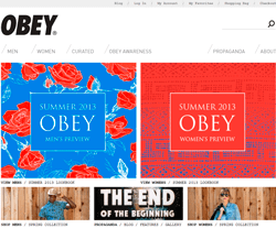 OBEY Clothing Promo Codes 2018
