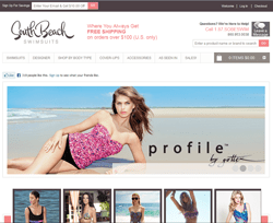 South Beach Swimsuits Promo Codes 2018