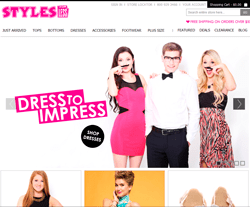 Styles For Less Promo Codes 2018