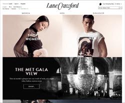 Lane Crawford Promo Codes 2018