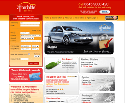 Affordable Car Hire Voucher Code 2018