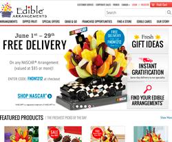 Edible Arrangements Canada Promo Codes 2018