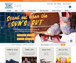TOMS UK Discount Code 2018
