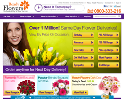 Ready Flowers Promo Codes 2018
