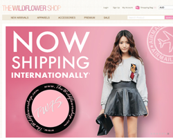 The Wildflower Shop Promo Codes 2018