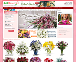 JustFlowers Coupon 2018