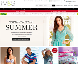 Marks and Spencer Ireland Promo Codes 2018