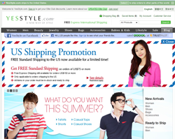 YesStyle Coupons 2018