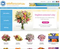 Teleflora Australia Promo Codes 2018