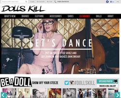 Dolls Kill Promo Codes 2018