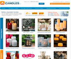 Battery Operated Candles Promo Codes 2018