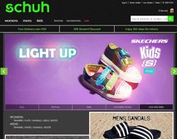 Schuh Ireland Promo Codes 2018