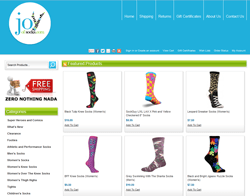 The Joy Of Socks Coupons 2018