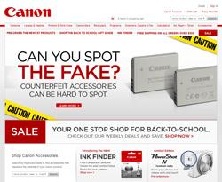 Canon Promo Code 2018