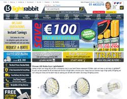 Light Rabbit Ireland Promo Codes 2018