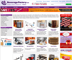 Beverage Factory Coupons 2018