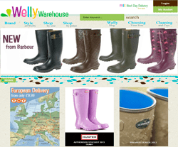 Welly Warehouse Discount Code 2018