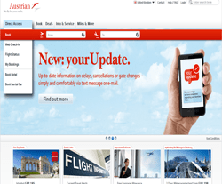 Austrian Airlines UK Discount Code 2018