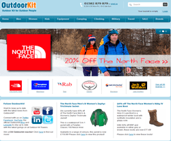 Outdoorkit Discount Code 2018