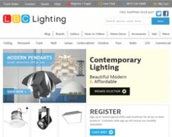 LBC Lighting Promo Codes 2018