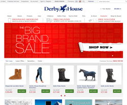 Derby House Discount Code 2018